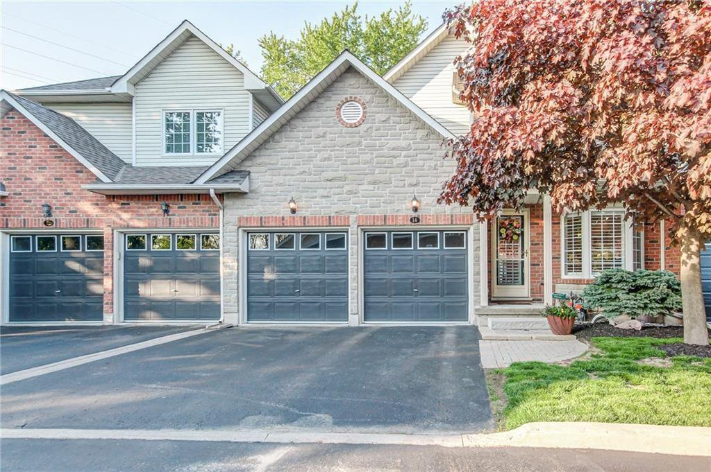 Main Photo: 14 1275 Stephenson Drive in Burlington: House for sale : MLS®# H4028008