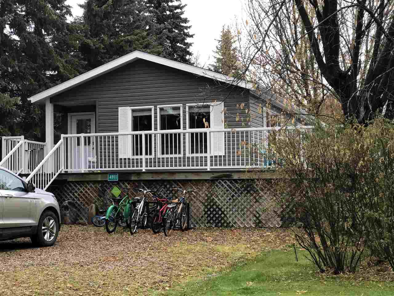 Main Photo: 4911 51 Street: Jarvie Manufactured Home for sale : MLS®# E4177213