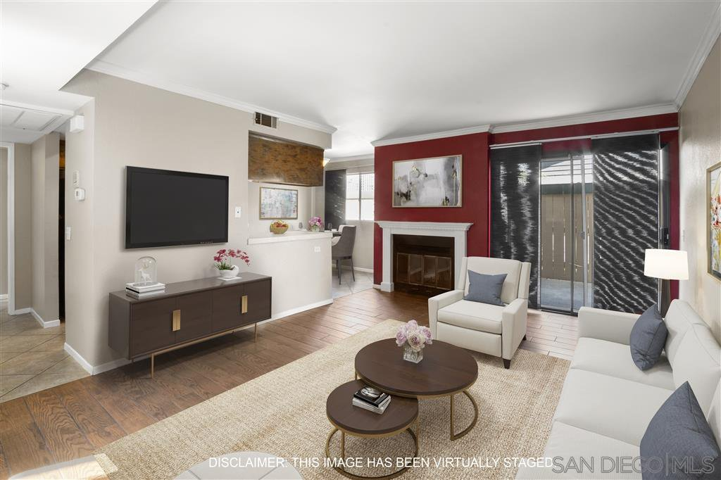 Main Photo: UNIVERSITY HEIGHTS Condo for sale : 2 bedrooms : 4479 Louisiana St #4 in San Diego
