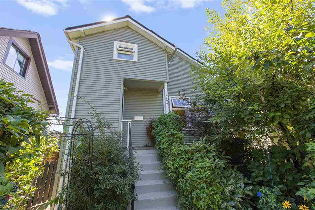 Main Photo: 2764 Dundas Street in Vancouver: Hastings Sunrise House for sale (Vancouver East)  : MLS®# R2502836