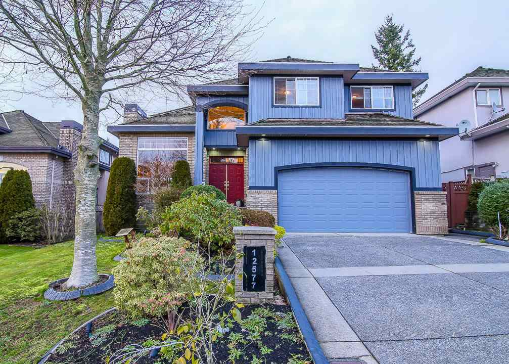 Main Photo: 12577 61 AVENUE in Surrey: House for sale : MLS®# R2027697