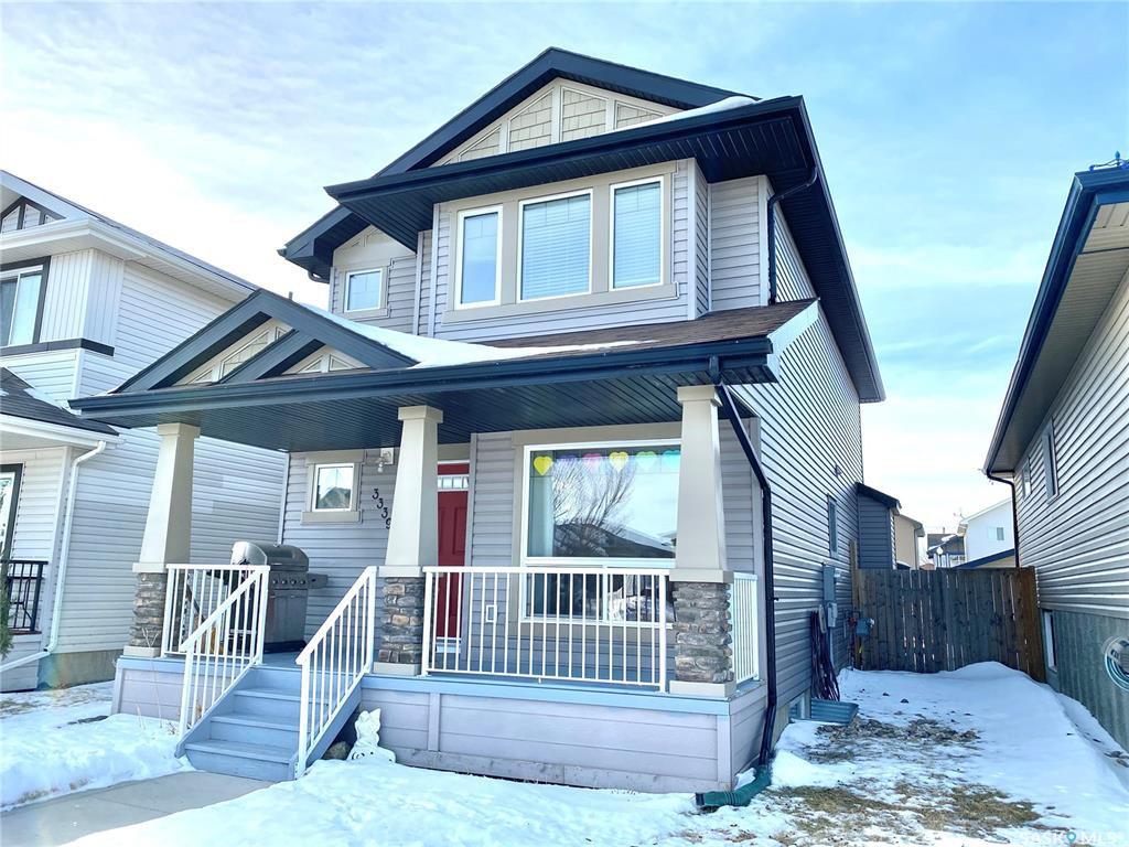 Main Photo: 3339 Green Bank Road in Regina: Greens on Gardiner Residential for sale : MLS®# SK838779