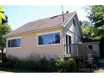 Main Photo: 1223 Lockley Rd in : Es Rockheights House for sale (Esquimalt)  : MLS®# 316620