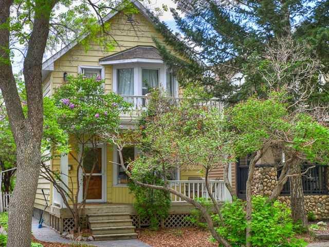 Main Photo: 423 11 Avenue NE in CALGARY: Renfrew_Regal Terrace Residential Detached Single Family for sale (Calgary)  : MLS®# C3572012