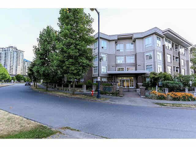 "Main Photo: 409 13555 GATEWAY Drive in Surrey: Whalley Condo for sale in ""EVO"" (North Surrey)  : MLS®# F1419143"