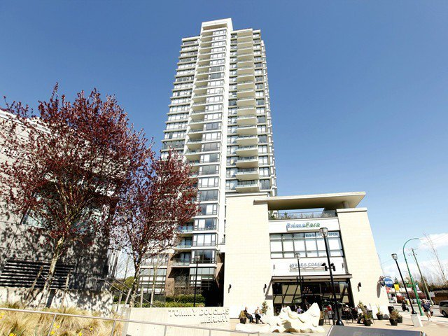 Main Photo: # 1307 7328 ARCOLA ST in Burnaby: Highgate Condo for sale (Burnaby South)  : MLS®# V1073226