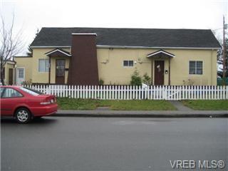 Main Photo: 805-811 Mary St in Victoria: Revenue Triplex for sale (Victoria West)  : MLS®# 271061