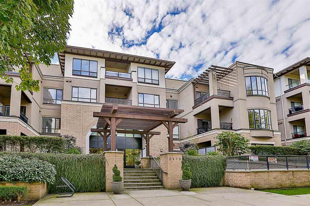Main Photo: 309 2478 Welcher in Port Coquitlam: Central Pt Coquitlam Condo for sale : MLS®# R2112334