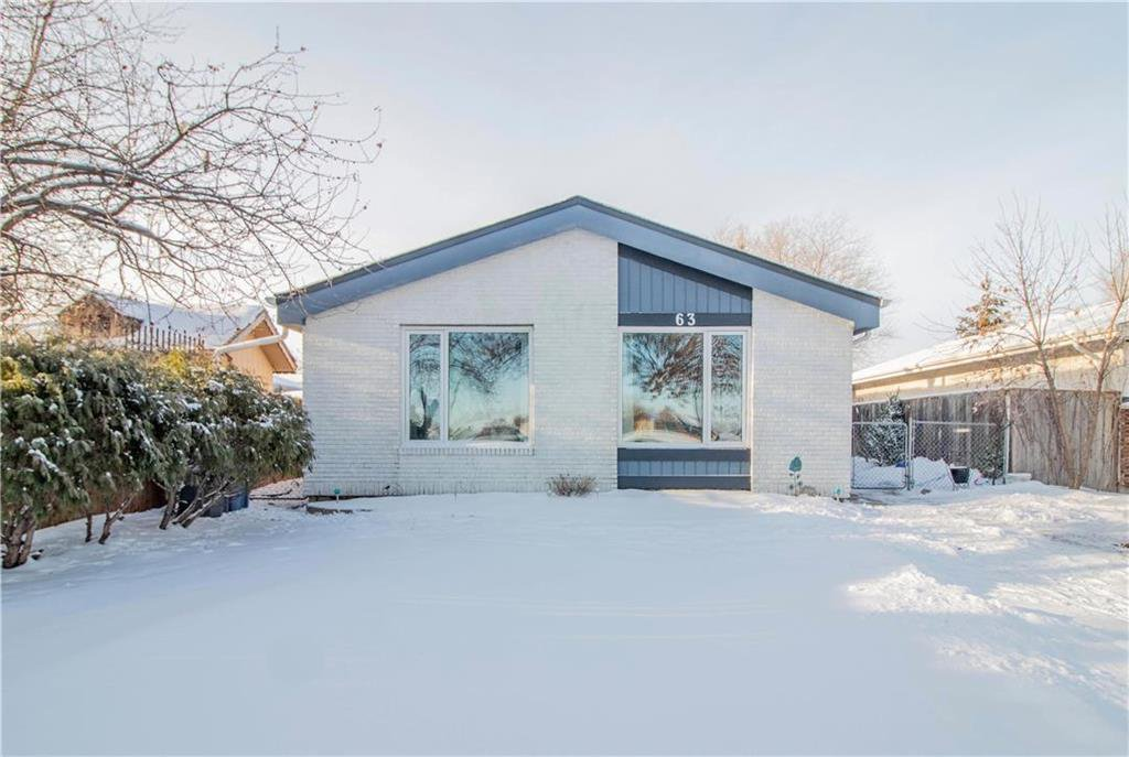 Main Photo: 63 Charing Cross Crescent in Winnipeg: Dakota Crossing Residential for sale (2F)  : MLS®# 202000862