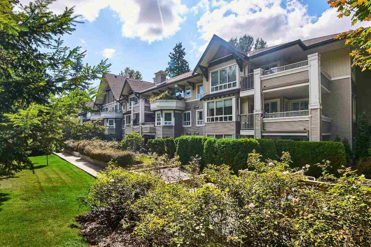 Main Photo: 315 7383 GRIFFITHS DRIVE in : Highgate Condo for sale : MLS®# R2403586