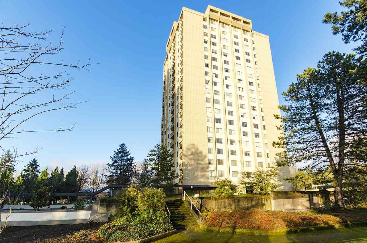 "Main Photo: 1501 9595 ERICKSON Drive in Burnaby: Sullivan Heights Condo for sale in ""Cameron Tower"" (Burnaby North)  : MLS®# R2525113"