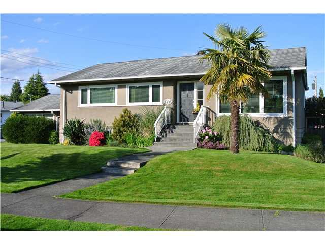 Main Photo: 3306 TRUTCH Street in Vancouver: Arbutus House for sale (Vancouver West)  : MLS®# V952696