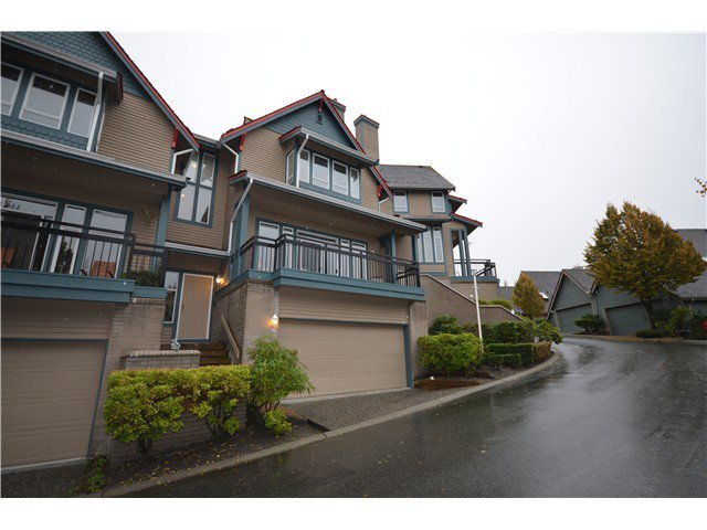 "Main Photo: 19 910 FORT FRASER RISE in Port Coquitlam: Citadel PQ Townhouse for sale in ""SIENNA RIDGE"" : MLS®# V987337"