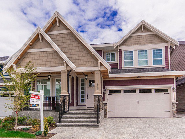 Main Photo: 266 174A ST in Surrey: Pacific Douglas House for sale (South Surrey White Rock)  : MLS®# F1310567