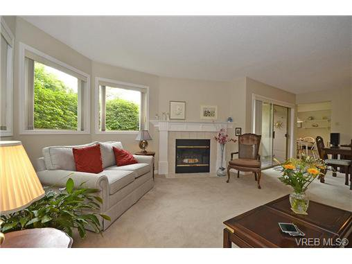 Main Photo: 102 1597 Mortimer St in VICTORIA: SE Mt Tolmie Condo for sale (Saanich East)  : MLS®# 650783