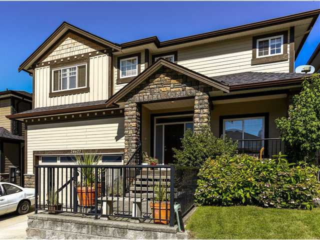 "Main Photo: 24677 103B Avenue in Maple Ridge: Albion House for sale in ""THORNHILL HEIGHTS"" : MLS®# V1027106"