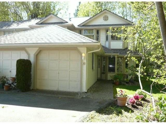 Main Photo: # 86 9045 WALNUT GROVE DR in Langley: Walnut Grove Condo for sale : MLS®# F1310375