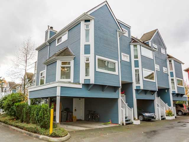 Main Photo: 3114 SADDLE LN in Vancouver: Champlain Heights Condo for sale (Vancouver East)  : MLS®# V1093212