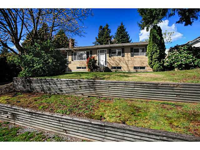 Main Photo: 2027 KAPTEY AV in Coquitlam: Cape Horn House for sale : MLS®# V1117755