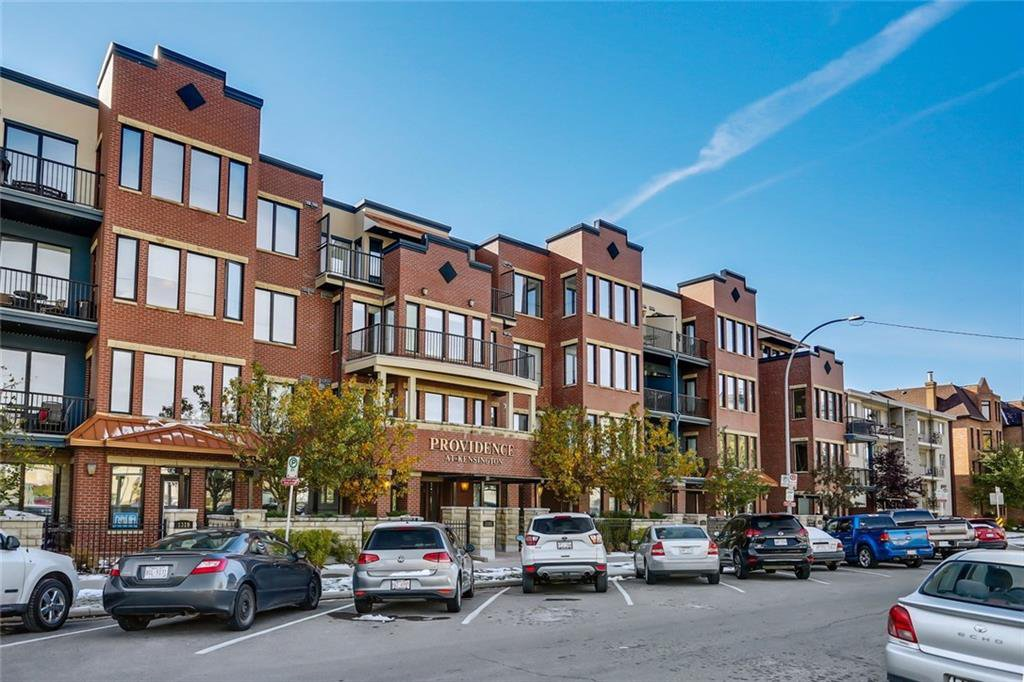 Main Photo: #409 1321 KENSINGTON CL NW in Calgary: Hillhurst Condo for sale : MLS®# C4199314