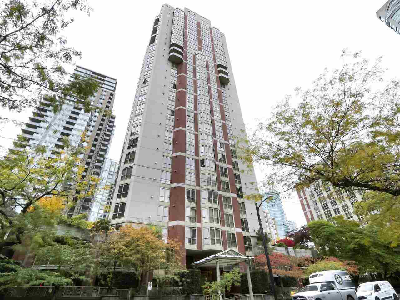 Main Photo: 1103 867 HAMILTON STREET in Vancouver: Downtown VW Condo for sale (Vancouver West)  : MLS®# R2413124