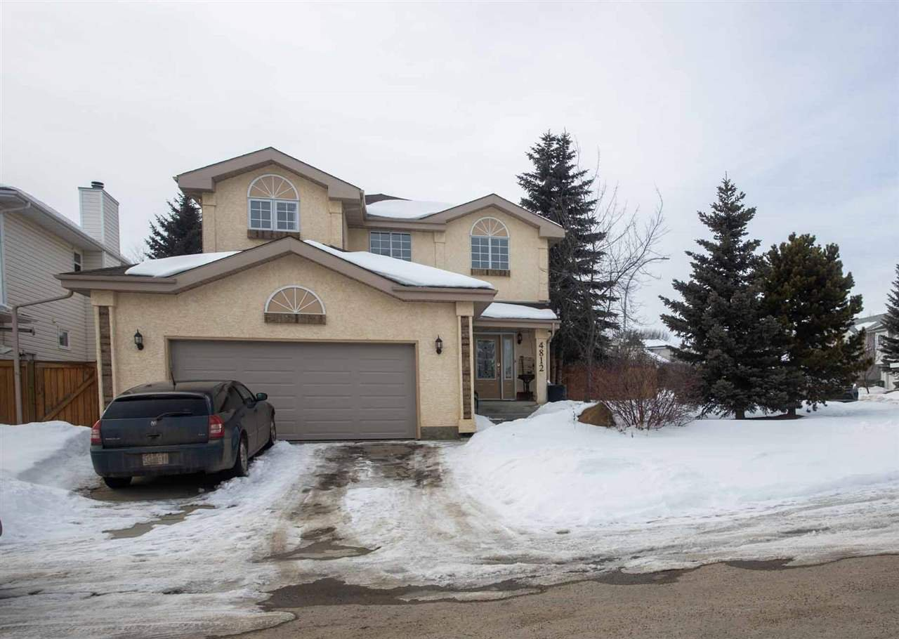 Main Photo: 4812 42 Street: Beaumont House for sale : MLS®# E4190374