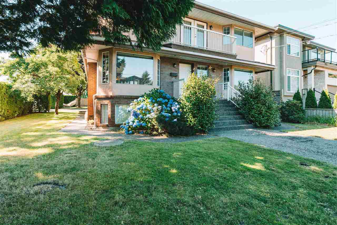 Main Photo: 7805 GRAHAM Avenue in Burnaby: East Burnaby House for sale (Burnaby East)  : MLS®# R2478983