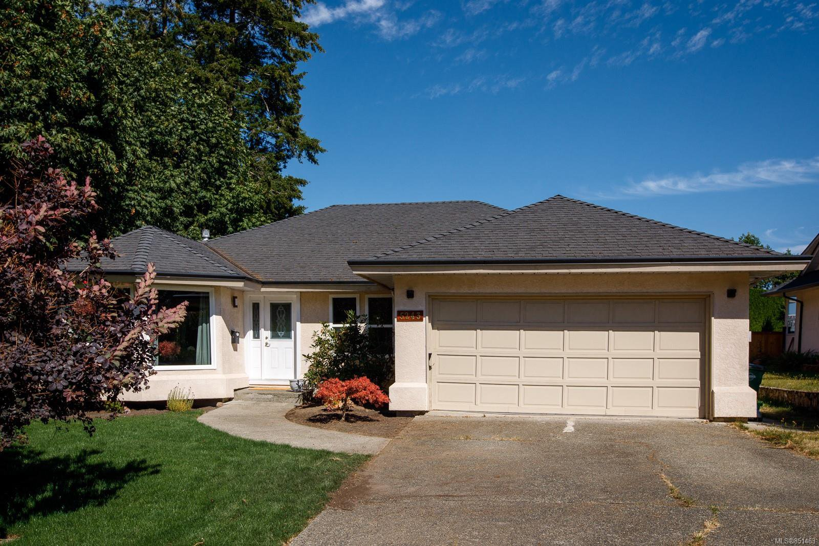 Main Photo: 5243 Worthington Rd in : SE Cordova Bay Single Family Detached for sale (Saanich East)  : MLS®# 851463