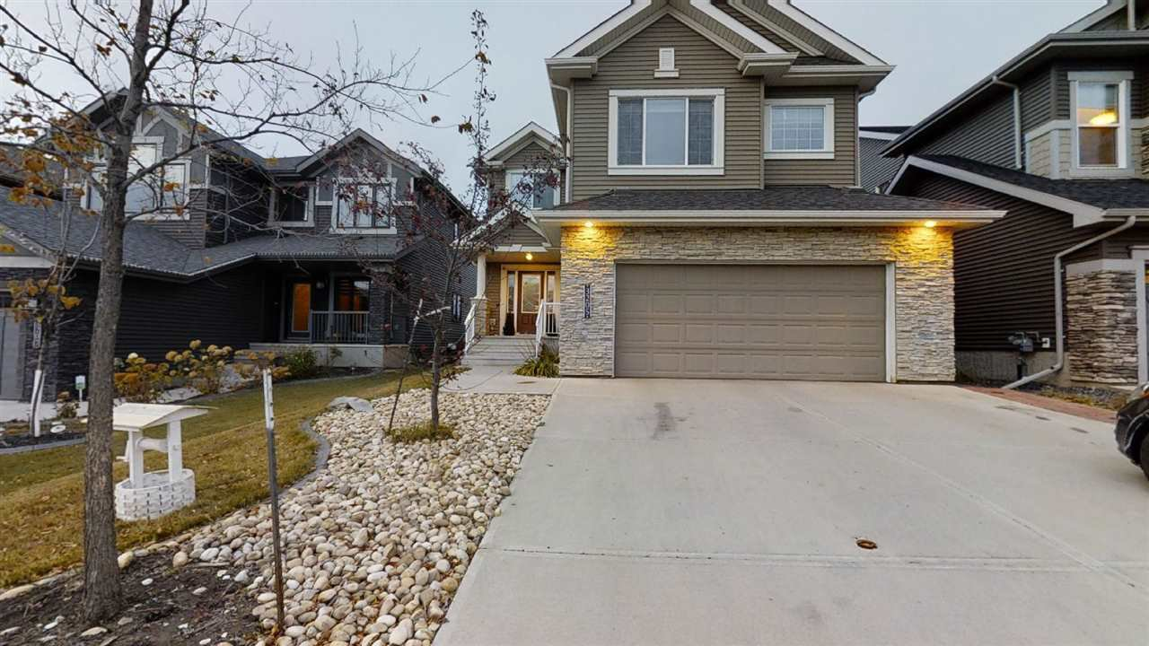 Main Photo: 3205 WINSPEAR Crescent in Edmonton: Zone 53 House for sale : MLS®# E4218092