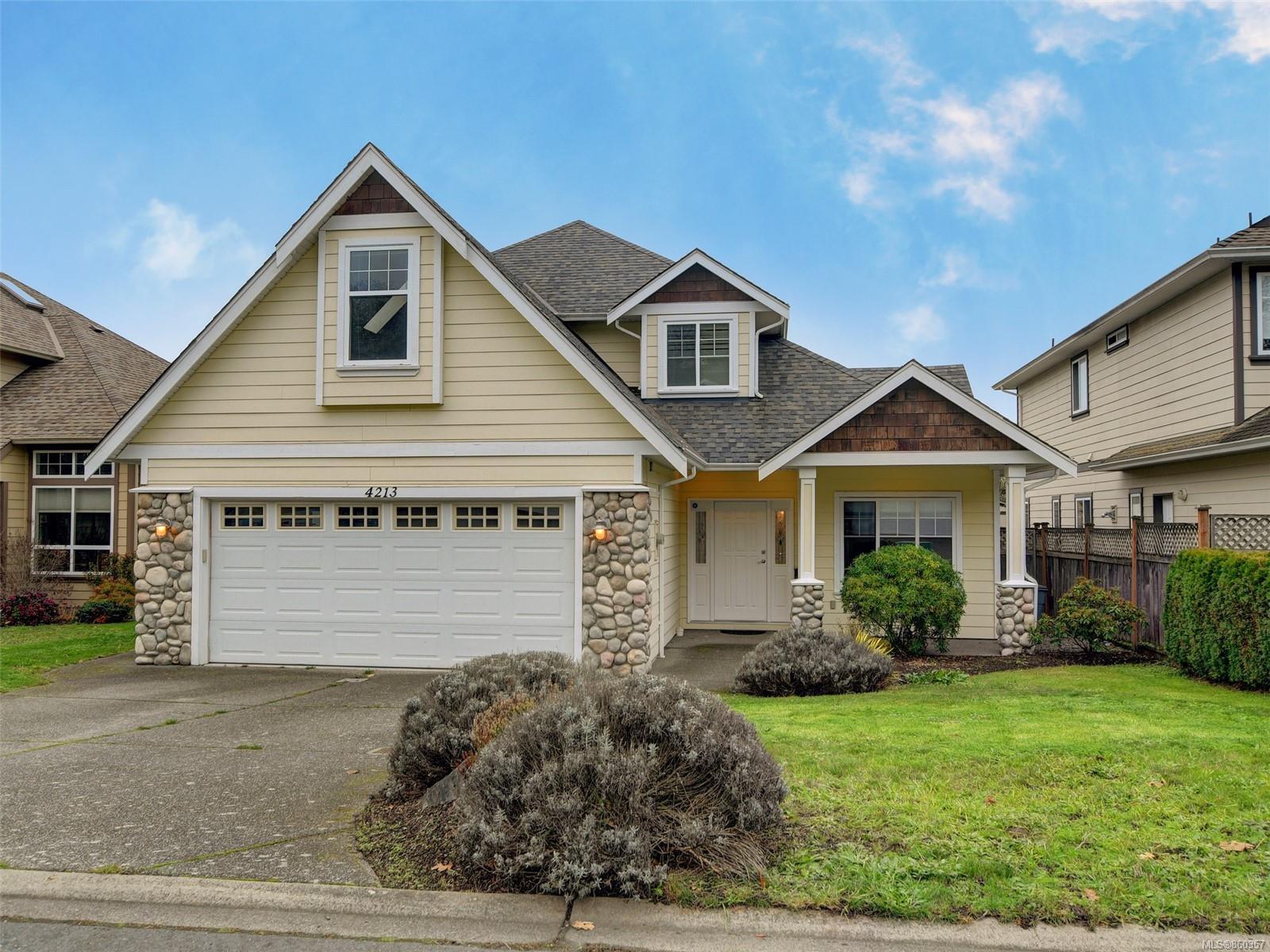 Main Photo: 4213 Oakview Pl in : SE Lambrick Park House for sale (Saanich East)  : MLS®# 860357