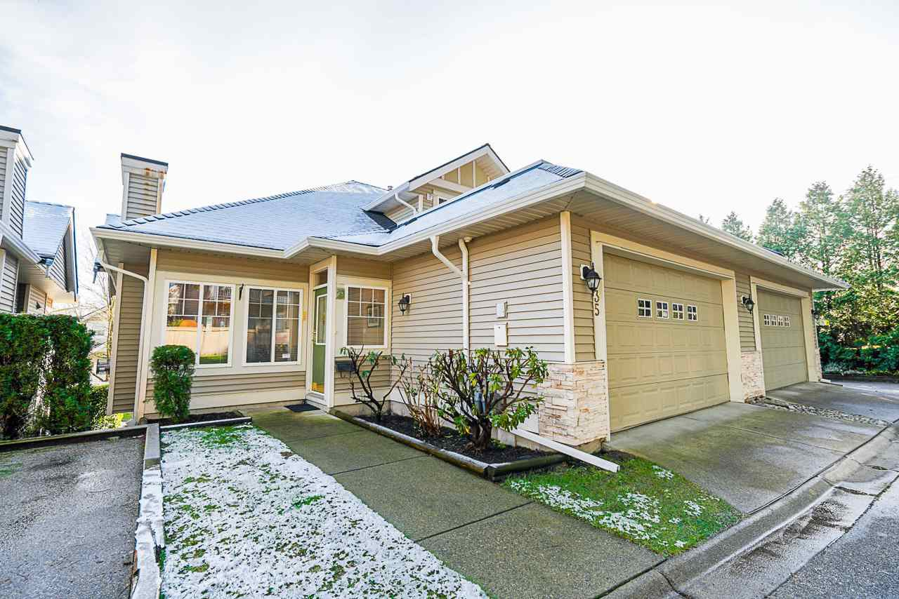 "Main Photo: 35 16920 80 Avenue in Surrey: Fleetwood Tynehead Townhouse for sale in ""Stoneridge"" : MLS®# R2523227"