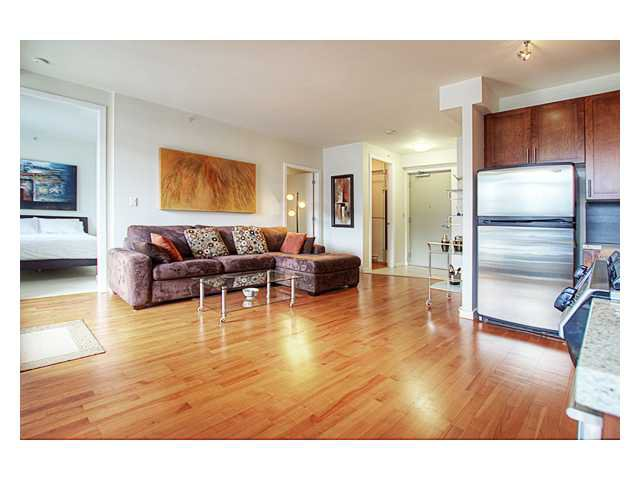 "Main Photo: 210 2055 YUKON Street in Vancouver: False Creek Condo for sale in ""MONTREUX"" (Vancouver West)  : MLS®# V937157"