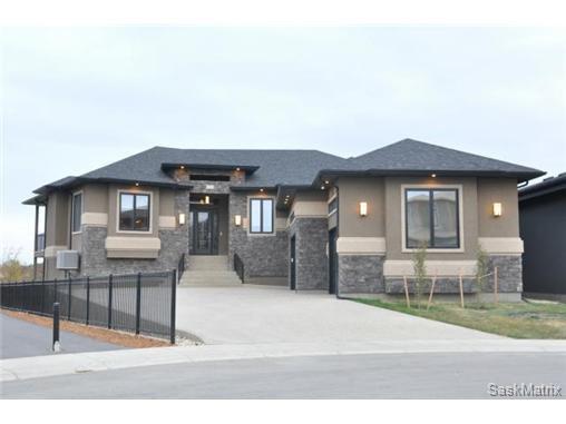 Main Photo: 4144 GREEN WILLOW Terrace in Regina: Greens on Gardiner Single Family Dwelling for sale (Regina Area 04)  : MLS®# 450865