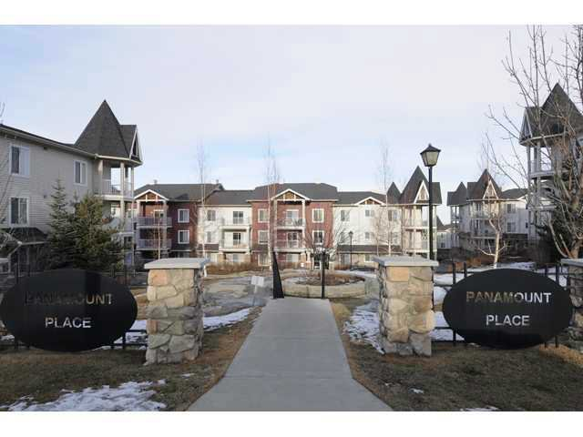 Main Photo: 3106 70 PANAMOUNT Drive NW in CALGARY: Panorama Hills Condo for sale (Calgary)  : MLS®# C3567771