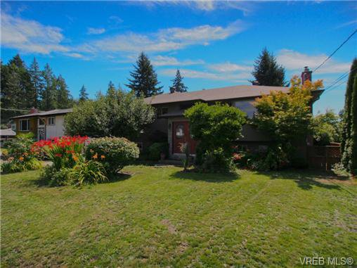 Main Photo: 521 Hallsor Drive in VICTORIA: Co Wishart North Residential for sale (Colwood)  : MLS®# 326745