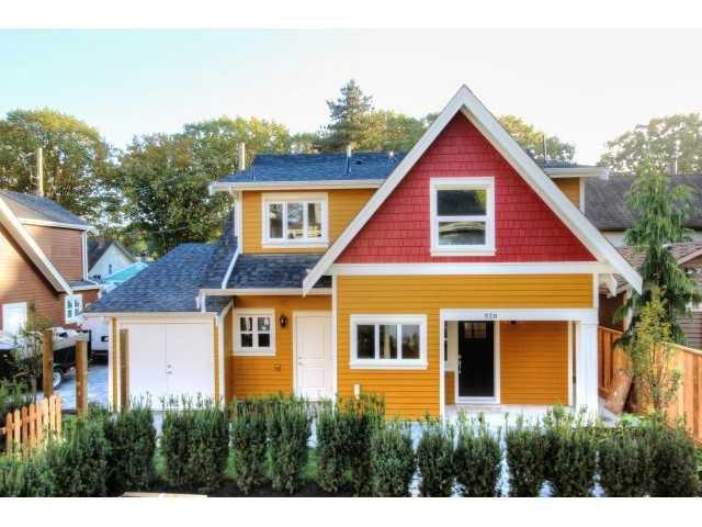 Main Photo: 920 E 20TH AV in Vancouver: Fraser VE House for sale (Vancouver East)  : MLS®# V1031152