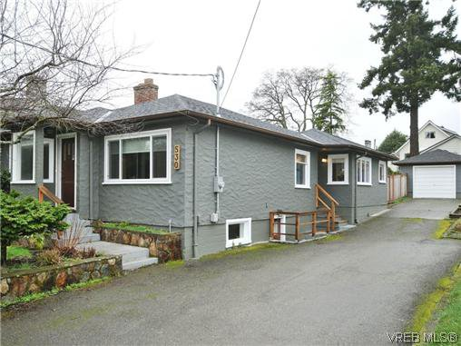 Main Photo: 530 Tait Street in VICTORIA: SW Glanford Residential for sale (Saanich West)  : MLS®# 322734
