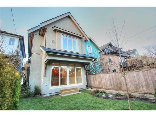Main Photo: 1936 CHARLES ST in Vancouver: Grandview VE Condo for sale (Vancouver East)  : MLS®# V1056524