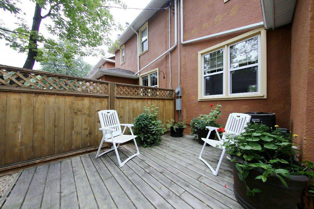Photo 28: Photos: 762 Westminster Avenue in Winnipeg: Wolseley Single Family Attached for sale (West Winnipeg)  : MLS®# 1525222