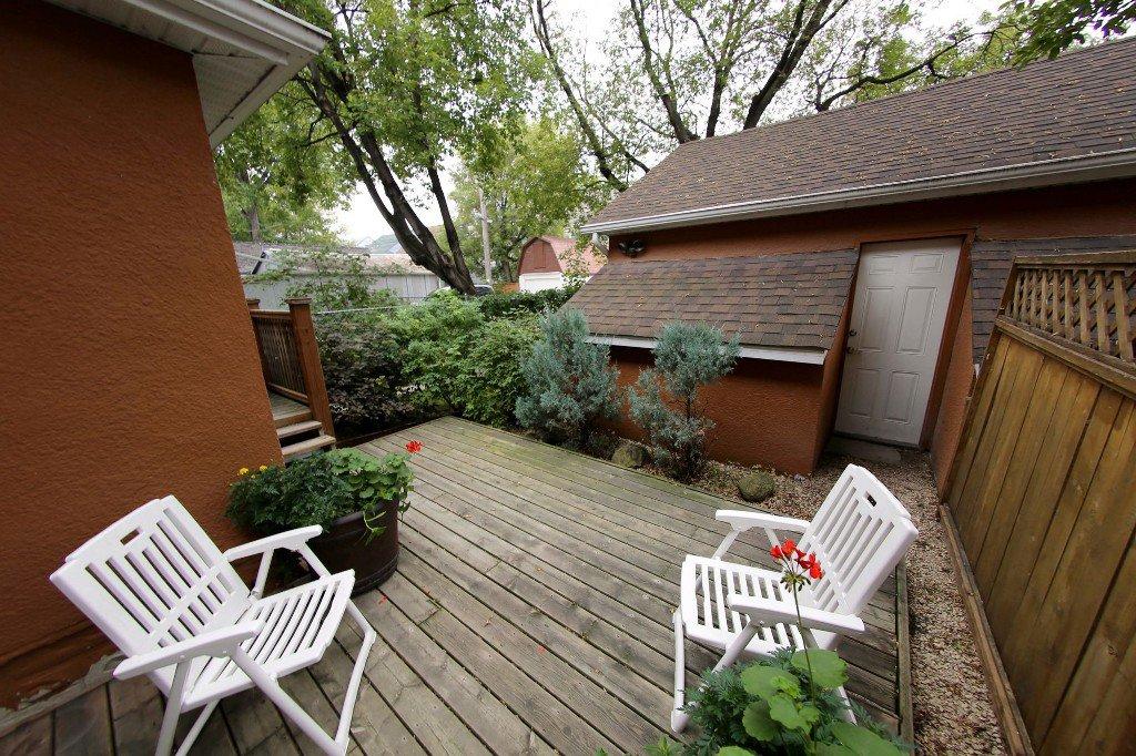 Photo 27: Photos: 762 Westminster Avenue in Winnipeg: Wolseley Single Family Attached for sale (West Winnipeg)  : MLS®# 1525222