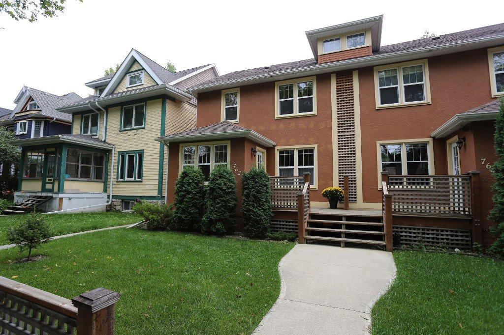 Photo 31: Photos: 762 Westminster Avenue in Winnipeg: Wolseley Single Family Attached for sale (West Winnipeg)  : MLS®# 1525222