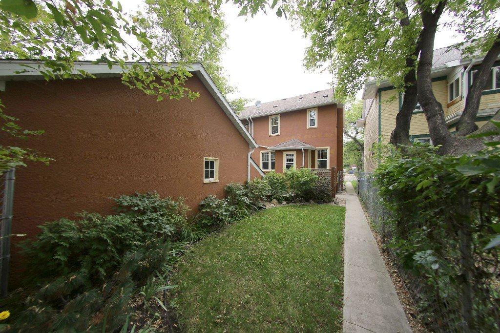 Photo 25: Photos: 762 Westminster Avenue in Winnipeg: Wolseley Single Family Attached for sale (West Winnipeg)  : MLS®# 1525222