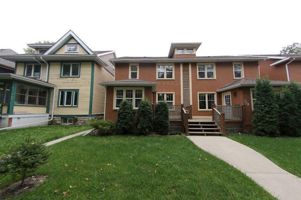 Photo 32: Photos: 762 Westminster Avenue in Winnipeg: Wolseley Single Family Attached for sale (West Winnipeg)  : MLS®# 1525222