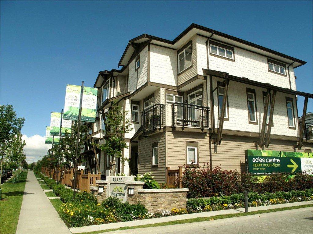 The Grove at Clayton Village # 96 at 19433 68th Street, Surrey, BC,