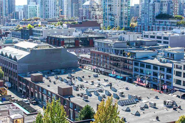 Main Photo: 1506 950 CAMBIE STREET in : Yaletown Condo for sale (Vancouver West)  : MLS®# R2103555