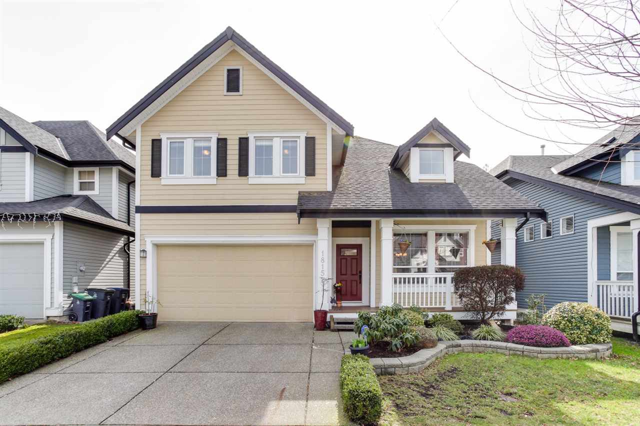 Main Photo: 18152 70A AVENUE in Surrey: Cloverdale BC House for sale (Cloverdale)  : MLS®# R2149572