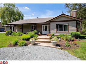Main Photo: 1229 242 Street in Langley: House for sale : MLS®# F1208097