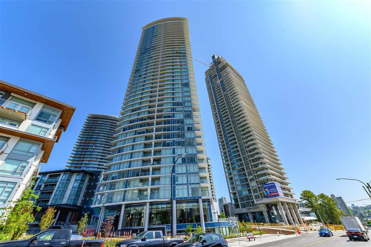 """Main Photo: 906 1788 GILMORE Avenue in Burnaby: Brentwood Park Condo for sale in """"Brentwood Park"""" (Burnaby North)  : MLS®# R2396240"""