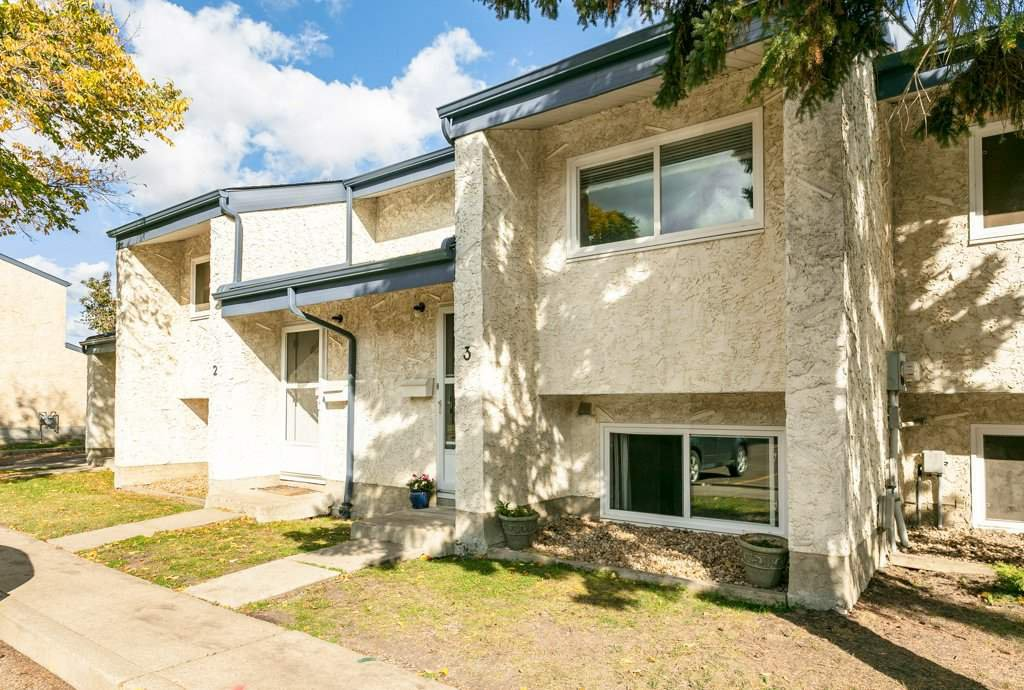 Main Photo: 3 6220 172 Street in Edmonton: Zone 20 Townhouse for sale : MLS®# E4192244