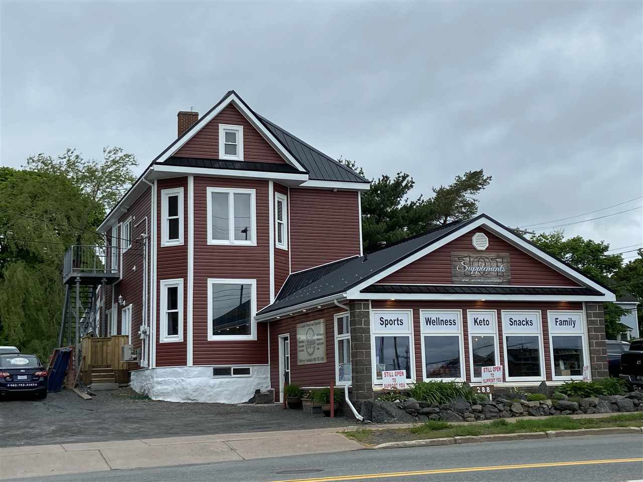 Main Photo: 288 South Foord Street in Stellarton: 106-New Glasgow, Stellarton Residential for sale (Northern Region)  : MLS®# 202010506